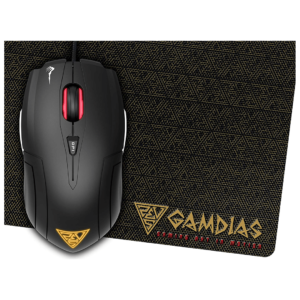 Gamidas Demeter E1 Wired Optical Gaming Mouse
