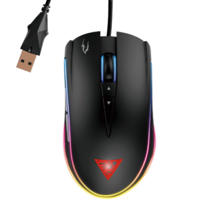 Gamdias ZEUS M1 Wired Optical Gaming Mouse