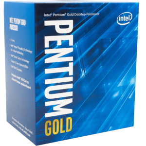 Intel Pentium Gold 8th Gen G5400 Processor